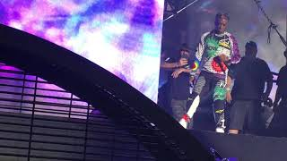 Lil Uzi Vert - Thats A Rack (Live At The Rolling Loud Festival on 5/12/2019)