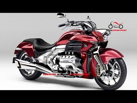 New 2019 Honda Valkyrie Touring 6 Cylinder 1833cc 2019 Honda