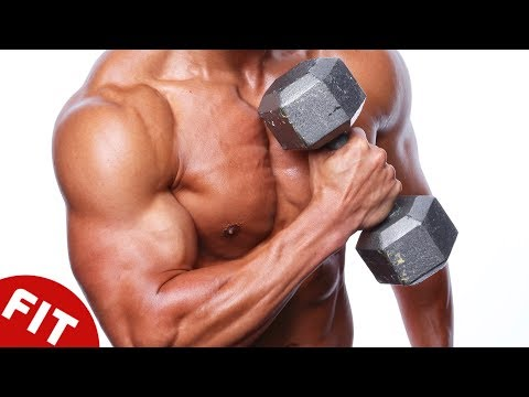 10 BEST MUSCLE BUILDING EXERCISES