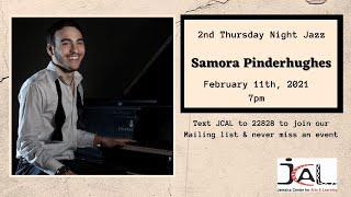 2nd Thursday Night Jazz - Samora Pinderhughes