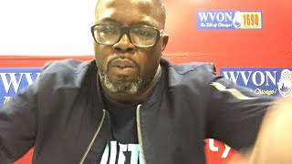 Watch The WVON Morning Show...Chicago's Rat Problem!