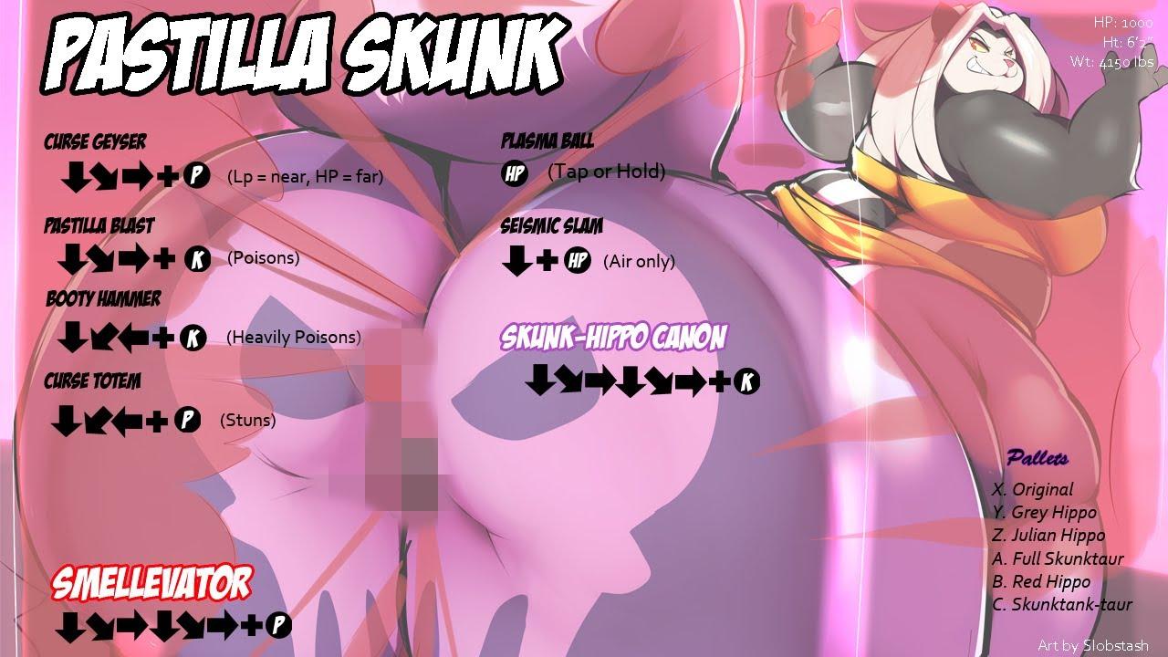 Download Pastilla Skunk Release!!