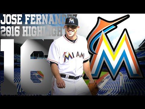 José Fernández | Miami Marlins | 2016 Highlights Mix ᴴᴰ