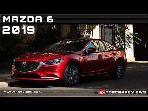 2019 MAZDA 6 Review Rendered Price Specs Release Date
