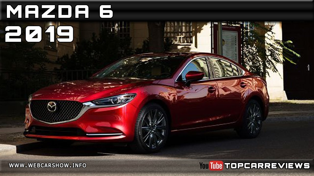 2019 MAZDA 6 Review Rendered Price Specs Release Date ...