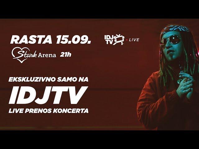 LIVE PRENOS RASTINOG KONCERTA SAMO NA IDJTV!!!