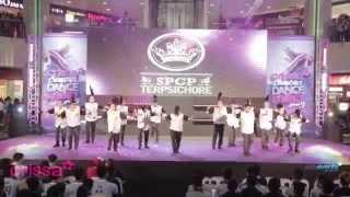 Crissa Campus Dance Synergy 9 | High School Elims | St. Paul College Pasig | Terpsichore