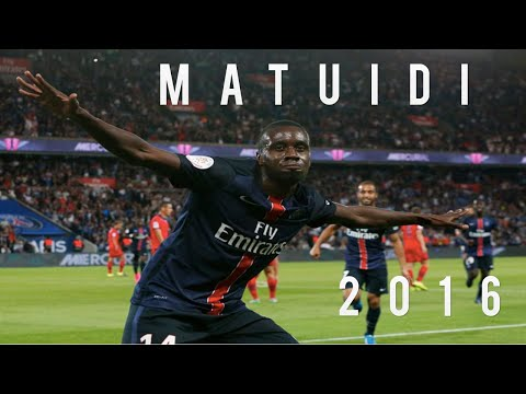 Blaise Matuidi 2015/2016 HD ● Goals, Skills & Passes ● Highlights ● France & PSG