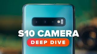 Galaxy S10 Plus' best new camera features