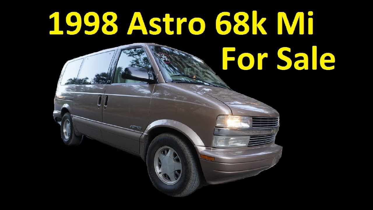 Used Rims For Sale Near Me >> Buy a Chevy Astro Van Minivan For Sale CLEAN 68k Mi ~ Subscriber Special - YouTube
