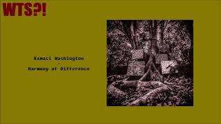 Скачать Kamasi Washington Harmony Of Difference EP REVIEW