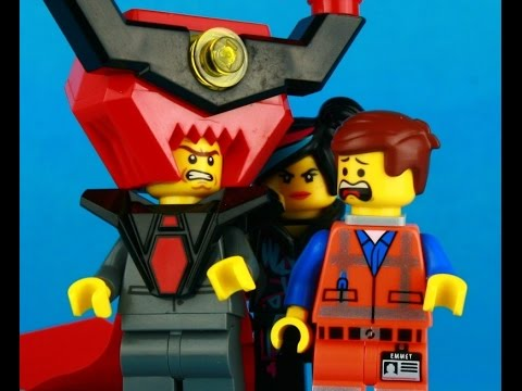 4 (Awesome) Lessons to Learn from The Lego Movie