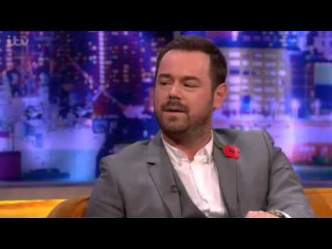 Danny Dyer on Jonathon Ross Show November 2015