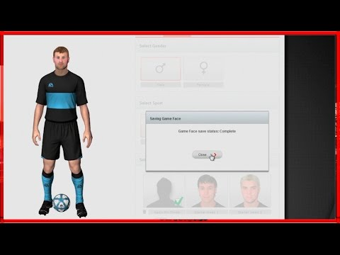 PROBLEMA CON GAME FACE FIFA 16 PLUGIN UNITY WEB PLAYER Y SAVING GAME FACE, PLEASE WAIT SOLUCIONADO