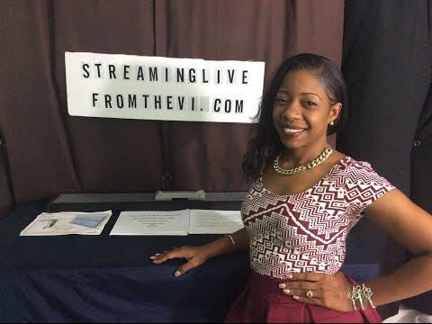 "Virgin Islands Artist Courtney Hicks & Her New Song - ""No Starting Over""   6.29.16"