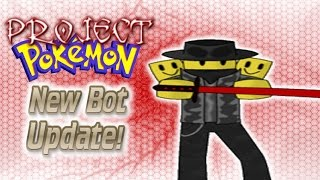 "Roblox Project Pokemon - #76 ""New Bot Update!"" (Battle other people) - Commentary"