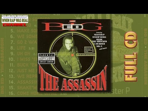 Big Ed - The Assassin [Full Album]  Cd Quality