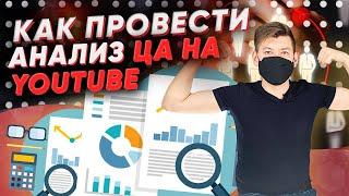 Как определить целевую аудиторию для канала! Анализ ЦА для YouTube! Продвижение бизнеса на Ютубе