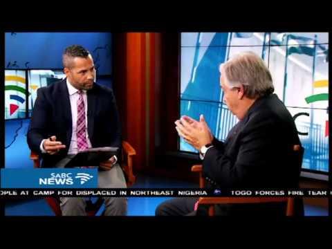 EXCLUSIVE: UN Chief Antonio Guterres speaks to SABC News