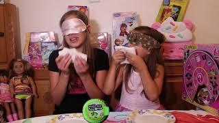 Bubble Gum Challenge !!! Family Fun for Kids