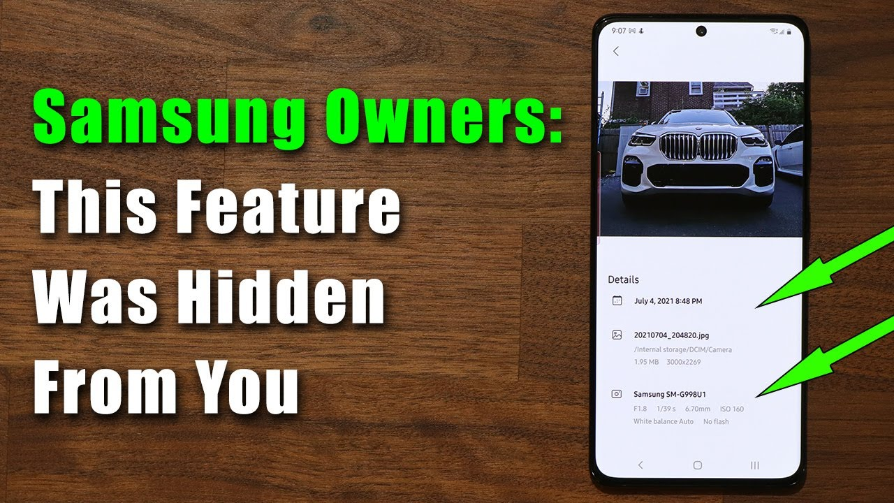 Hidden Feature Every Samsung Galaxy Owner Should Know (S21 Ultra, Note 20 Ultra, A71, A51, etc)