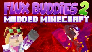 Minecraft - Flux Buddies 2.0 #7 - BLOOD MOON RISING