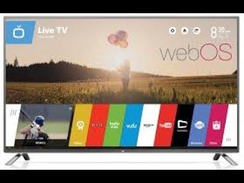 dcb29b7ae0e LG Led UHD 4K 49 Smart WebOS 3.5 - Televisor - YouTube