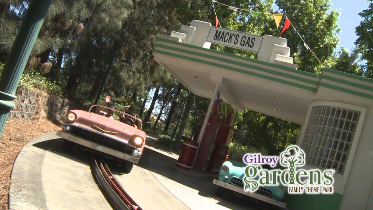 Gilroy Gardens Family Theme Park 2013   YouTube