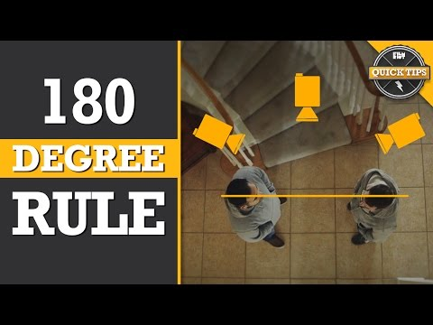 Quick Tips: Understanding The 180 Degree Rule!