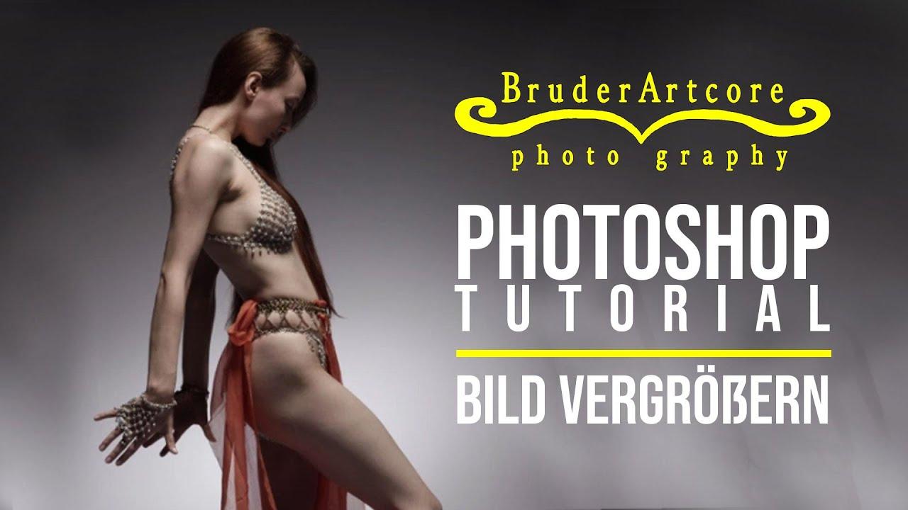 cc photoshop quicktipp bild vergrossern