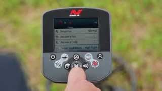 Minelab CTX 3030 Discrimination Advantages