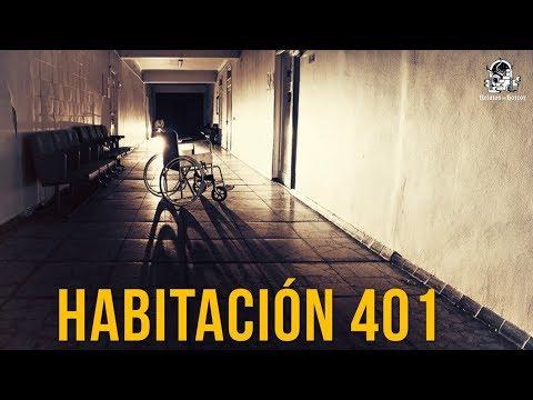 HABITACIÓN 401 HISTORIAS DE TERROR EN HOSPITALES