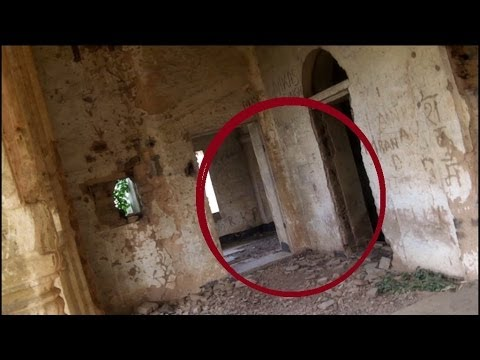 Dangerous ghost caught encounters on tape??? REALLY CREEPY ...