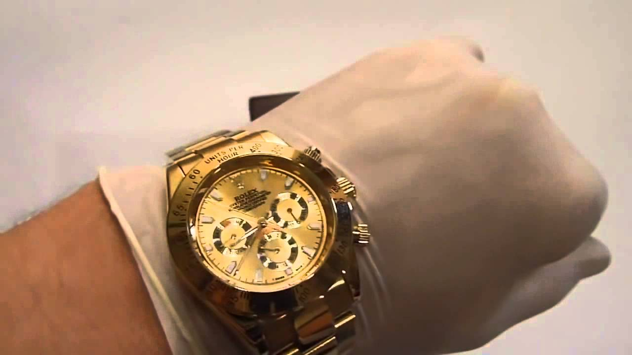 Купить швейцарские копии часов rolex: большой выбор, низкие цены доставка в киеве и. Коллекция часов rolex daytona – тому доказательство.
