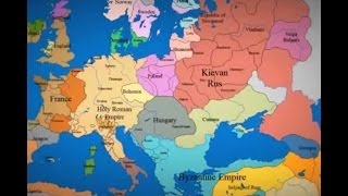 Europe 1000 Years to the present time (American reaction)
