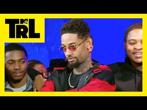 PnB Rock & DC Young Fly Play 'Rock, Paper, Scissors'  Weekdays at 3:30pm  TRL