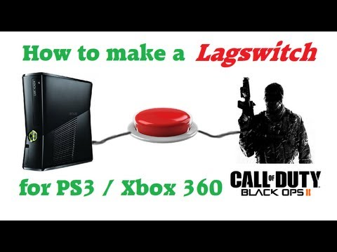 how to use a wireless lag switch