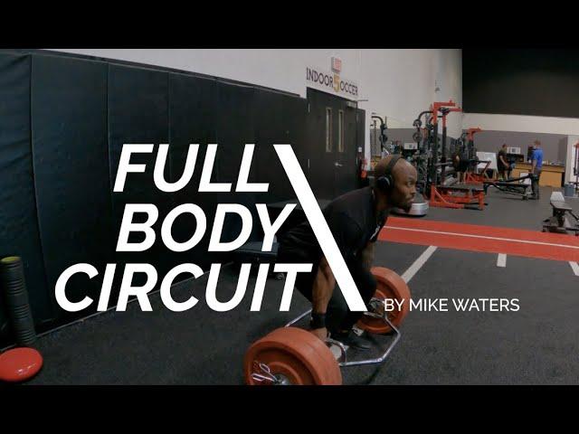 ABT-Athletic Based Training: Full Body Circuit