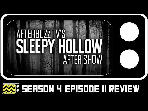 "Sleepy Hollow Season 4 Episode 11 Review w/ ""Alex"" - Rachel Melvin | AfterBuzz TV"