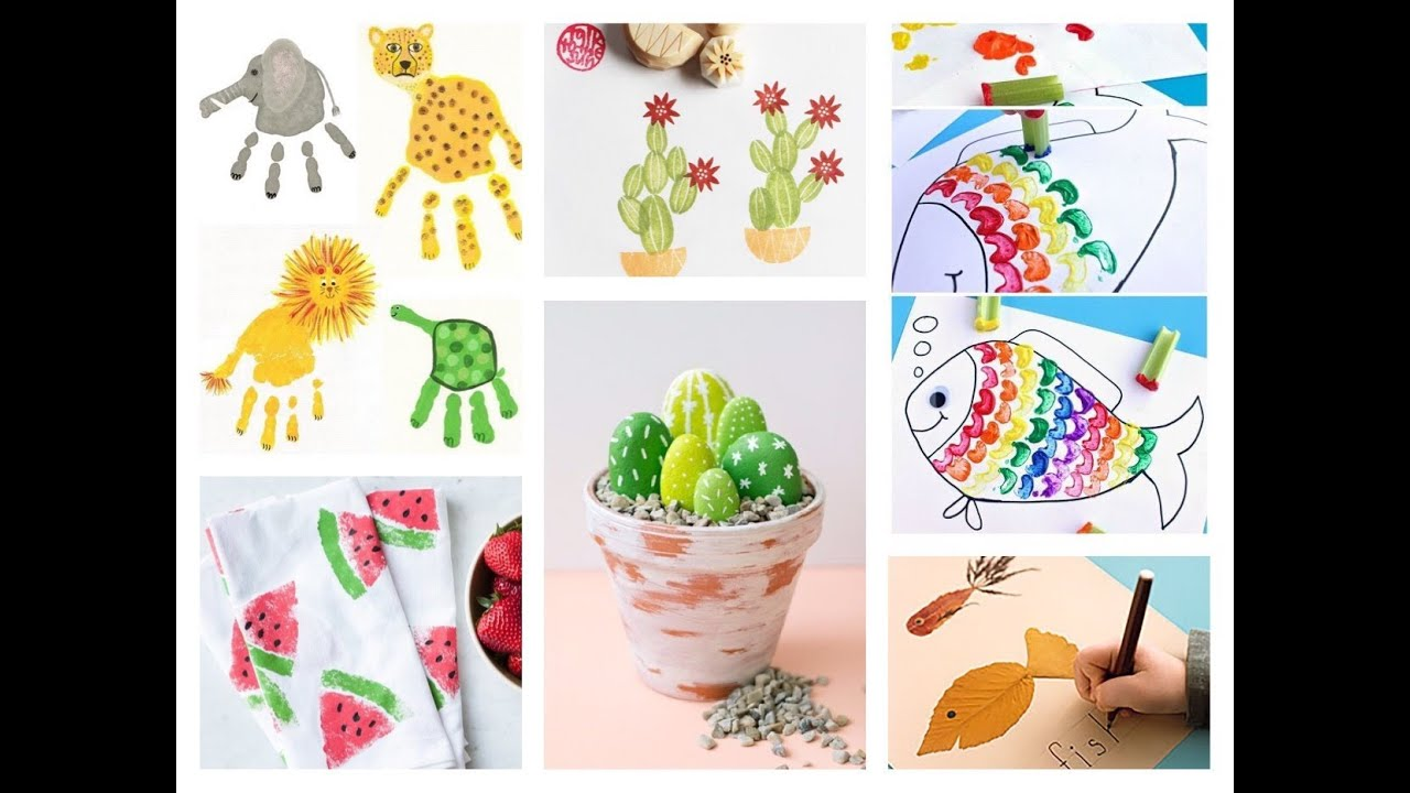 Diy Natural Materials Craft For Kids Easy And Fun Arts Crafts