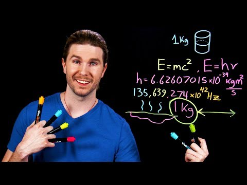 What is 1 Kilogram Now? | Because Science Live