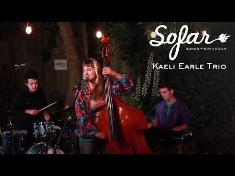 video:Kaeli Earle Trio - Blacktop Slap | Sofar San Francisco