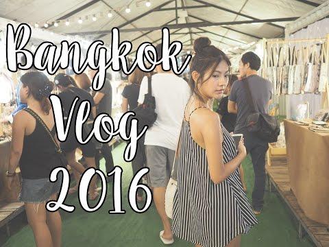 Bangkok Vlog: Unicorn Cafe | Artbox | Chatuchak | Pratunam Market