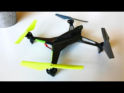 A Quadcopter with a MOHAWK!? -Mohawk Aukey Drone - TheRcSaylors