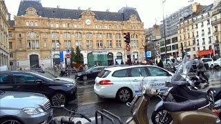 Gare ; Saint-Lazare ; Cour de Rome ; Cour de Rome ; Place ; Dans la Rue ; Paris ; France