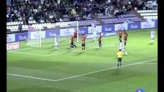 Liga 2008-2009. J13: Valladolid 3 - 0 Mallorca {NCL}