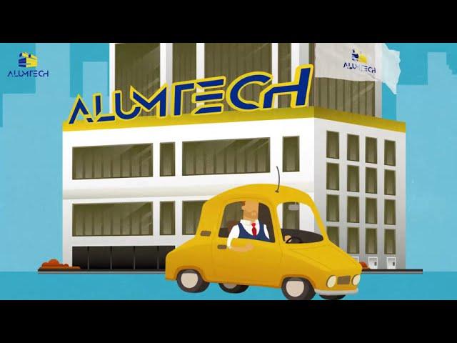 Alumtech happy & professional team