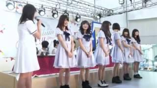 場所:NPP2017 Party Stage 少女交響曲(ガールズシンフォニー)アイドル...