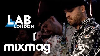 SOLARDO naughty tech house set in the Lab LDN