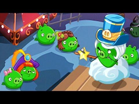 Angry Birds Epic: Bavarian Funfair New Mini Campaign - New Elite Illusionist